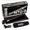 RODE NTG-3采访话筒摄像机话筒拍片话筒