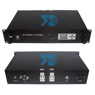 8K-4K超清无线图传-HBFDD-B无线高速双向数据传输系统