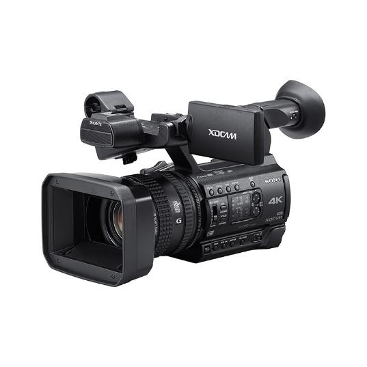 PXW-Z150 4K高清紧凑型摄录一体机广播级专业手持式 支持120FPS高帧率慢动作
