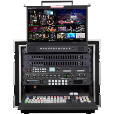 MS-3200 HD 12通道移动演播室