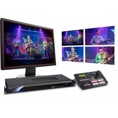 KMU-100 4K 转高清八机位视频影像处理器