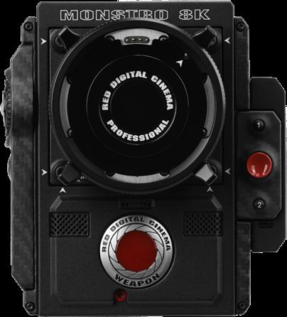 RED MONSTRO 8K VV 全画幅怪兽电影机摄影机 PL/EF卡口