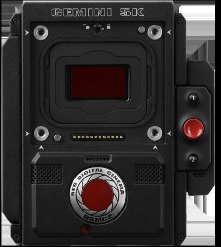 RED DSMC2 GEMINI 双子星 5K S35 电影级摄影机
