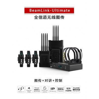 天演四路多功能无线图传-全能型全信道无线传输系统