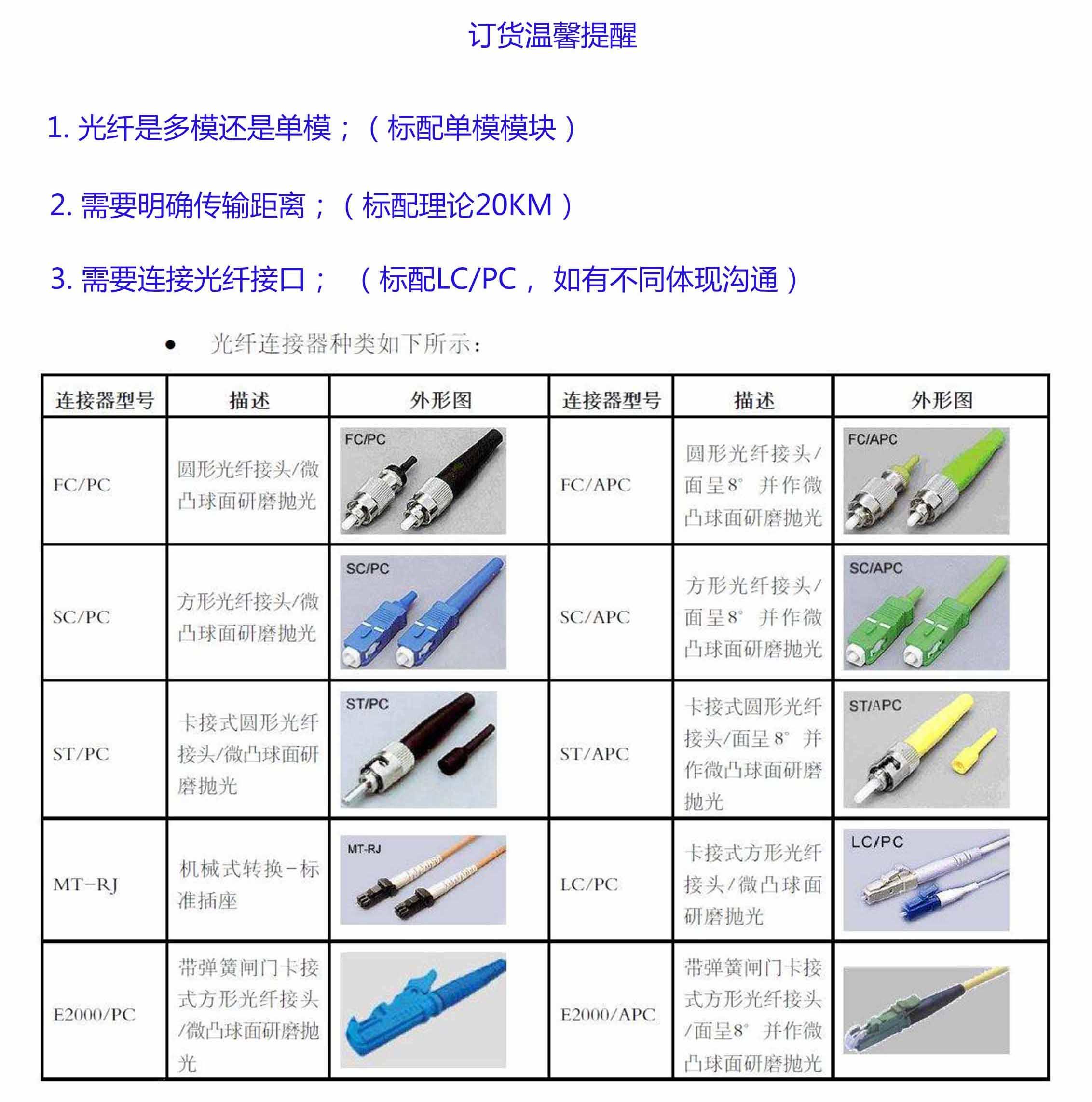 3G/6G/12G自适应光端机(机架式)