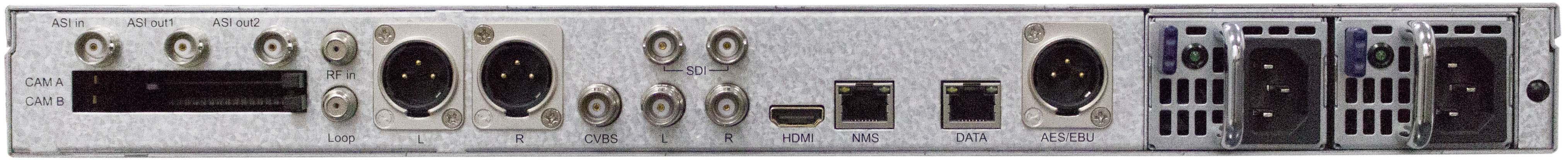 1路有线接收解码器
