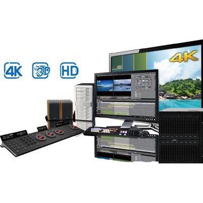 后期制作高清编辑工作站—— 迪蓝 EVT 4K Pro