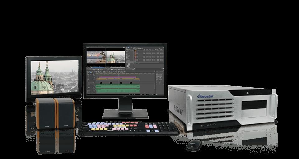 非编系统工作站,在视频领域所做出来的贡献