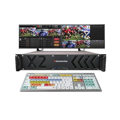 Streamstar X2机架式在线制播产品