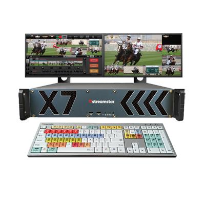 Streamstar X7机架式在线制播产品