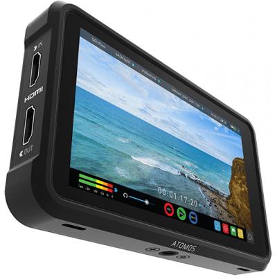 一款便携式1000nit的专业NINJA V监视器