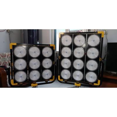12头LED影视灯具