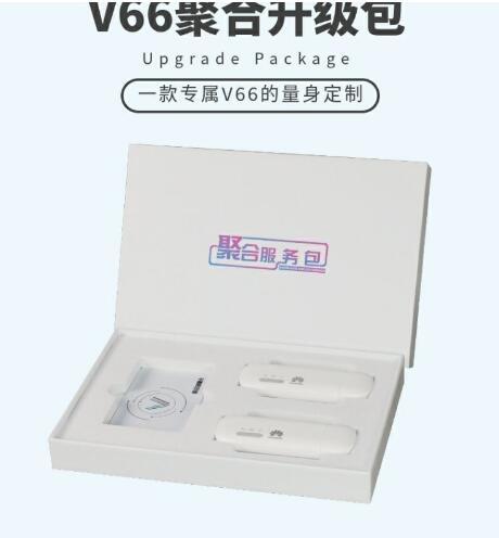 禾苗V66视频导播直播一体机 教学 婚庆 抖音 hdmi高清视频4G推流直播编码器 禾苗聚合服务包