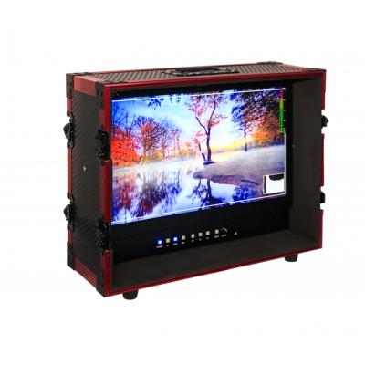 桌面型28寸4K彩色液晶监视器 带便携箱