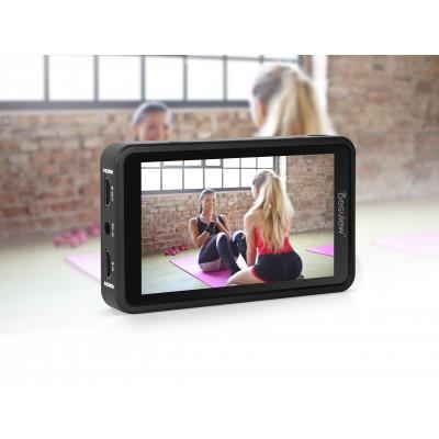 百视悦4K HDMI全触屏lut自定义摄影监视器