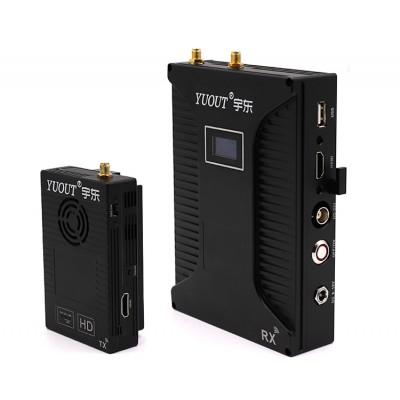HDMI SDI无线图传1km+非视距无线图传 穿墙图传