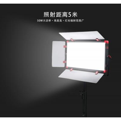 天影视通 LED数字化影视平板灯柔光灯 可贴盘贴标