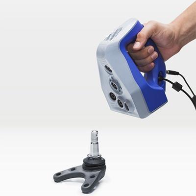 手持蓝光 Artec Space Spider3D扫描仪
