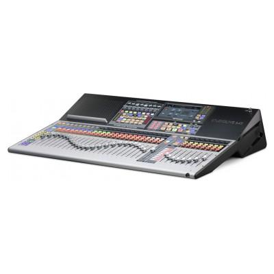 StudioLive 64S | 64通道数字调音台-带电动推子的USB音频接口