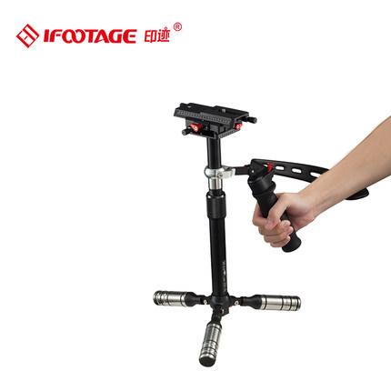 iFootage山猫三代MS3稳定器 手持机械专业防抖易用便携稳定器-碳纤维