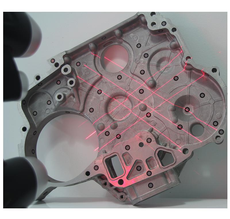 HSCAN331手持式激光三维扫描仪