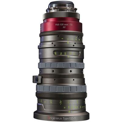 Angenieux安琴Type EZ-1幻影45-135mm T3 FF VV全画幅 8K电影变焦镜头