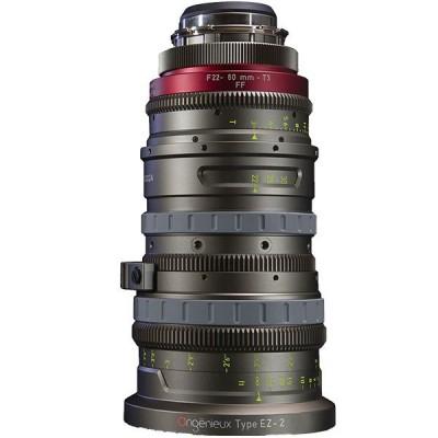 Angenieux 安琴 Type EZ-2幻影22-60mm T3 FF 全画幅 8K VV版镜头