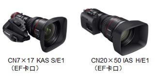 利用电影伺服镜头的多种功能