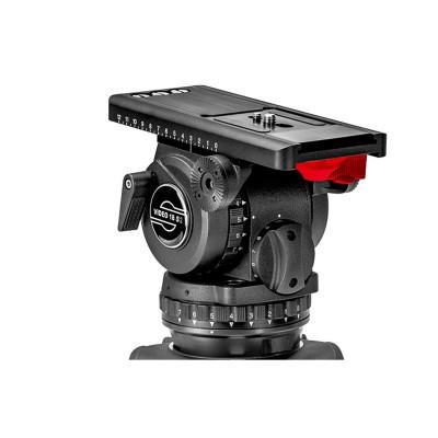 sachtler萨拿/沙雀 video 18s2 摄像三脚架100mm碗口ENG液压云台