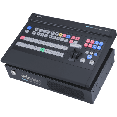 datavideo洋铭 SE-2850-8 高标清8通道切换台 导播台 导播机 官方标配