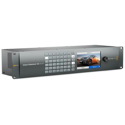BMD Smart Videohub支持SD、HD和Ultra HD的多格式矩阵