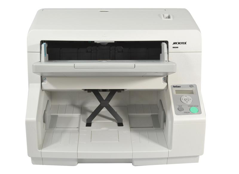 microtek G8600专业A3幅面高速扫描仪