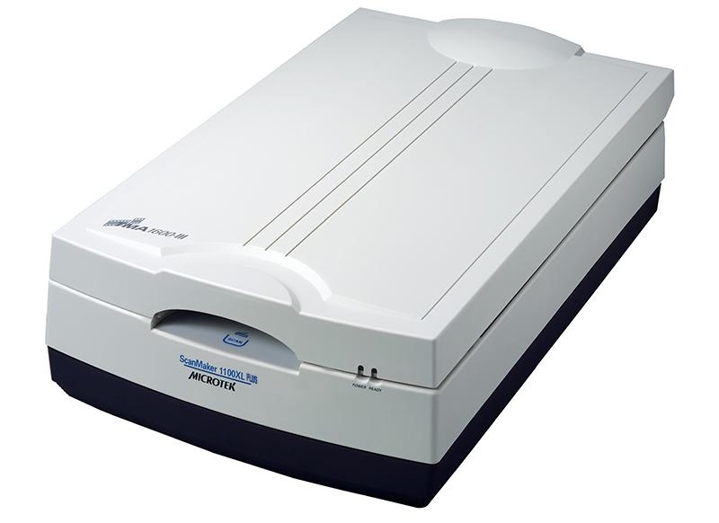 ScanMaker 1100XL Plus A3幅面影像级胶片扫描仪