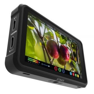 Atomos阿童木Ninja V 5.2寸超高亮度HDR记录仪录机监视器显示屏