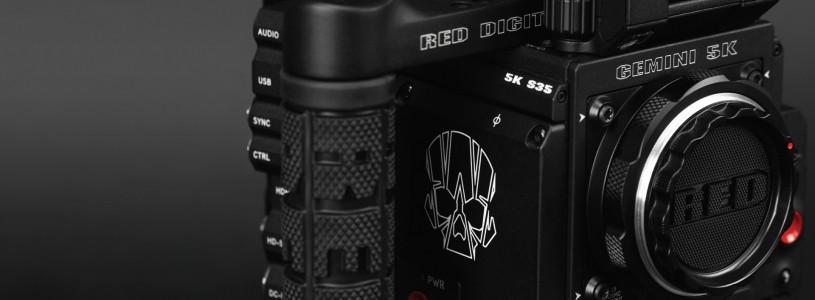 ED DSMC2 GEMINI 5K S35 摄影机