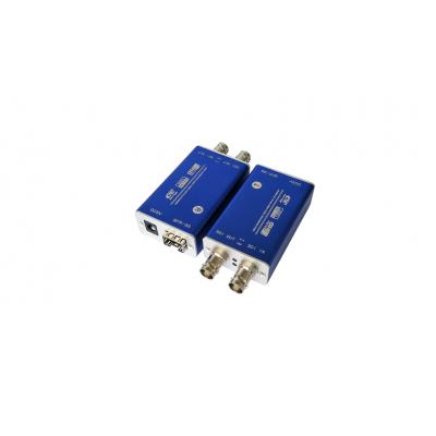 广电专用单路3G-SDI视频光端机,延长器,可过病态码
