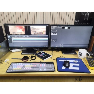 高清影视编辑系统天创华视视频编辑系统 非编工作站