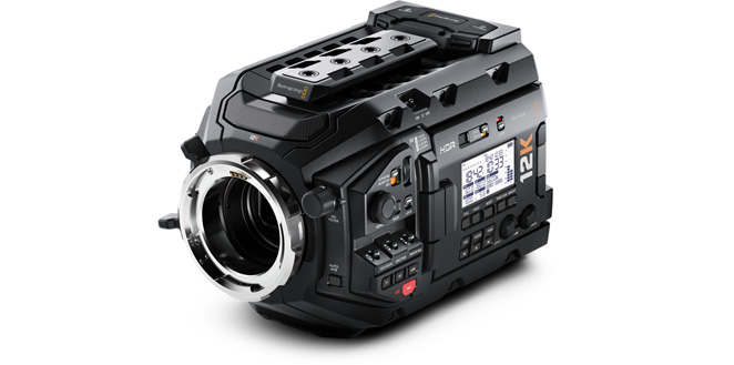 Blackmagic URSA Mini Pro 12K BMD 电影摄影机