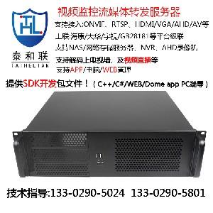 视频监控流媒体服务器/网络存储设备IVMS-8700 CVR网络存储