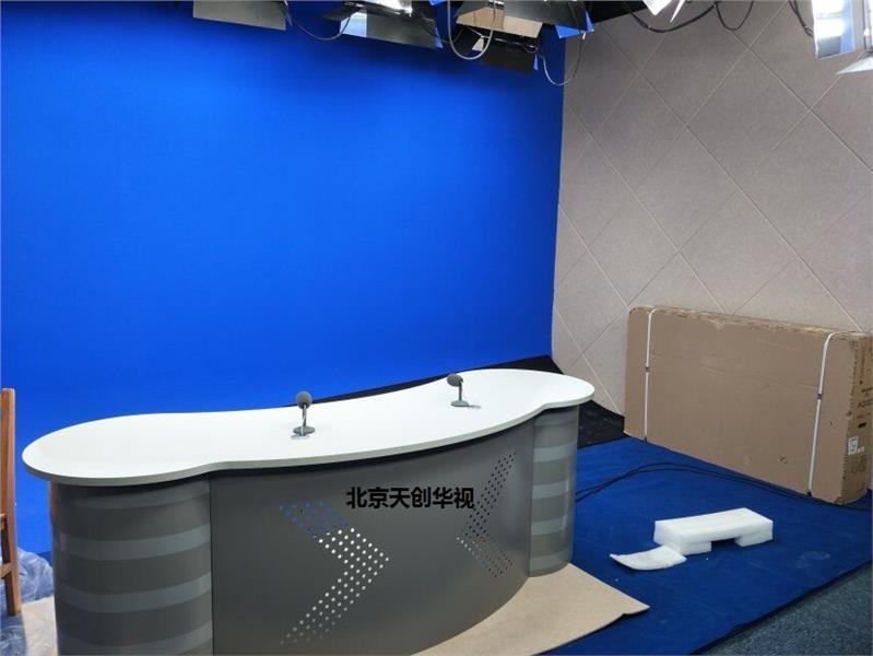 怎样搭建演播室演播室搭建天创华视演播室厂家