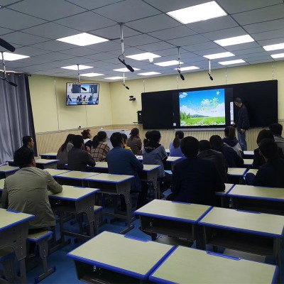 智慧教室高清校园电视台建设目标