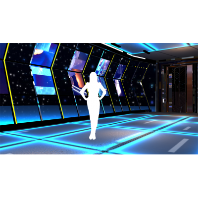 3DMax真三维虚拟场景可以独家定制啦!