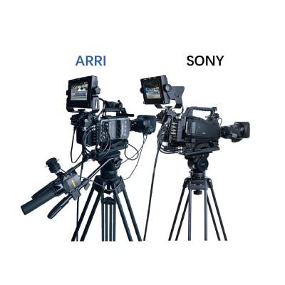演播室4K肩扛式摄录一体机讯道扩展系统