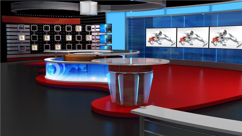 虚拟演播室解决方案