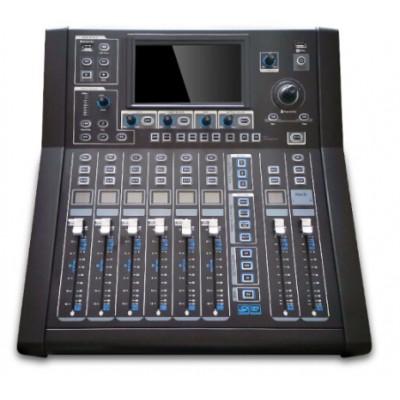 得普声18路输入4路输出-触摸屏数字调音台