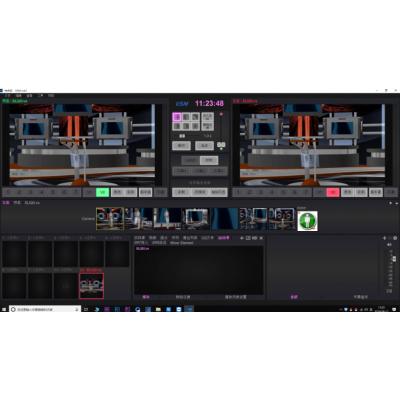 VSM HD800 超高清真三维虚拟演播室设备