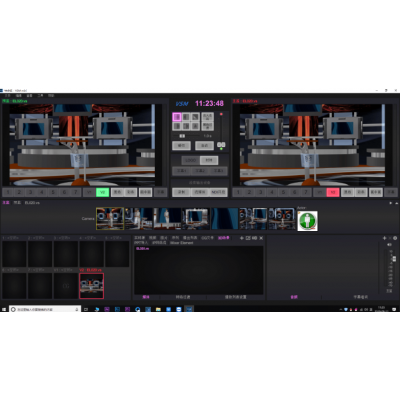 VSM互动虚拟演播室 校园电视台设备