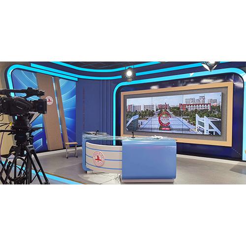 实景和虚拟演播室工程