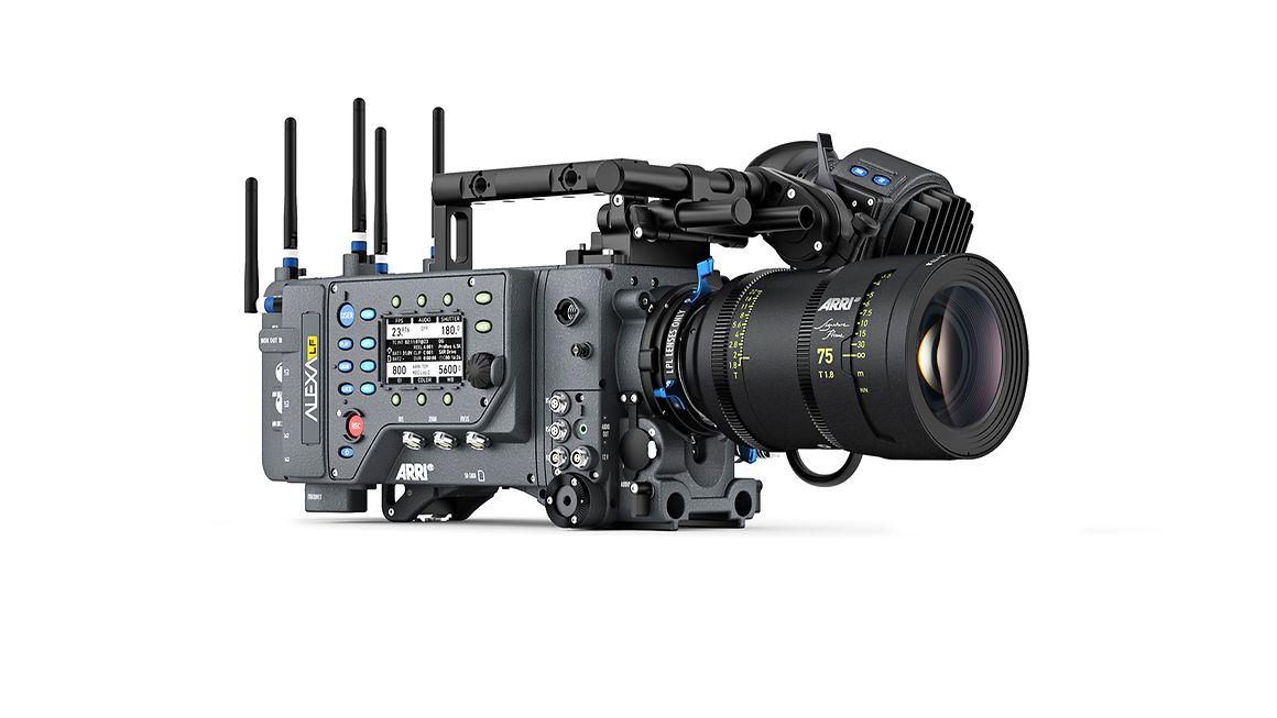 ARRI 阿莱 艾丽莎Alexa LF大画幅/全画幅4.5K电影摄影/摄像机