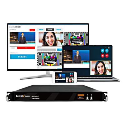 远程互联互通控制系统 虚拟演播室建设